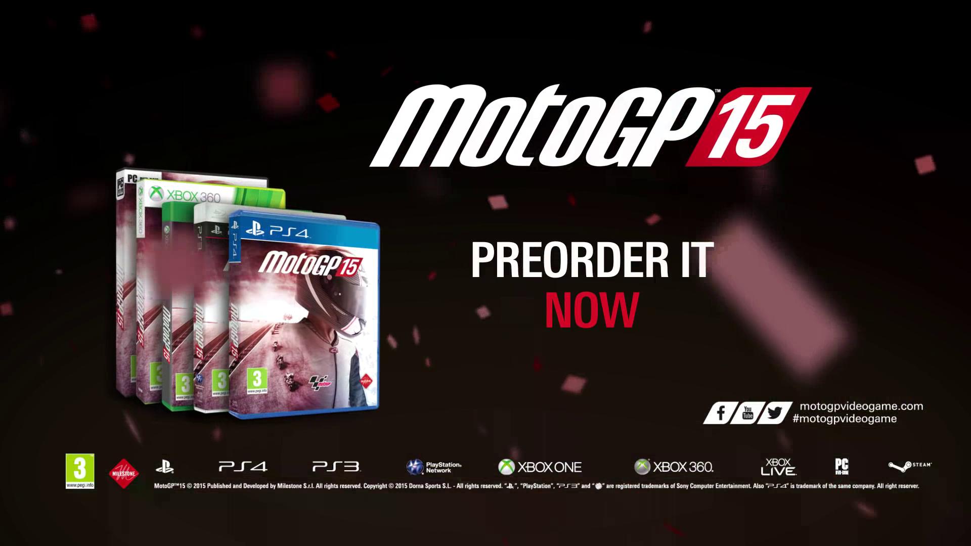 Motogp 14 Ps4 Pre Order | MotoGP 2017 Info, Video, Points Table