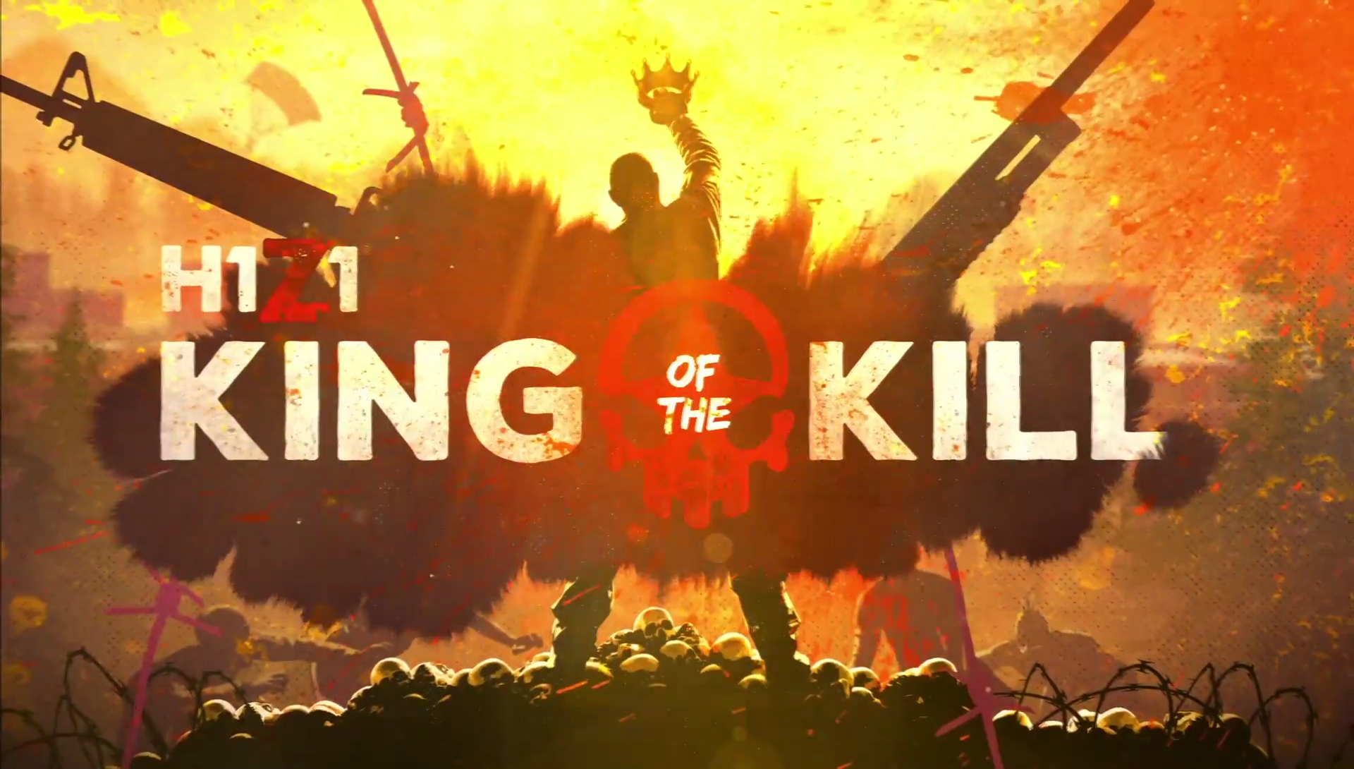 H1z1 king of the kill the ultimate show trailer gamersprey - H1z1 king of the kill xbox one ...